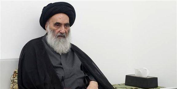 آخرین واکنش  آیتالله سیستانی به تحولات عراق
