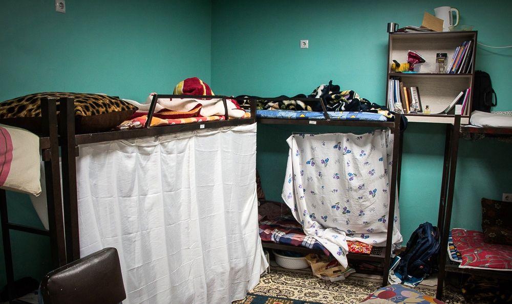 زندگی در خوابگاه دانشجویی