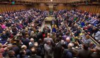 رای به طرح ممانعت از برگزیت بیتوافق در پارلمان انگلیس
