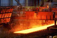 اگر سهام فولاد مبارکه دارید کلیک کنید/ «فولاد» همچنان در مدار نزول