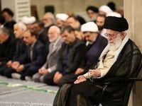 برگزاری مراسم سوگواری امام علی(ع) در حسینیه امام خمینی