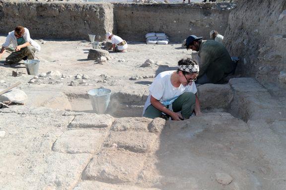 """کشف """"پستخانه"""" ایران باستان در ترکیه +عکس"""