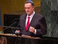 اتهامپراکنی وزیر خارجه رژیم صهیونیستی علیه ایران در سازمان ملل