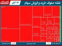 سنگینترین صفهای خرید و فروش در بورس امروز/ هموار شدن راه بایدن به کاخ سفید، صفوف فروش را سنگین کرد