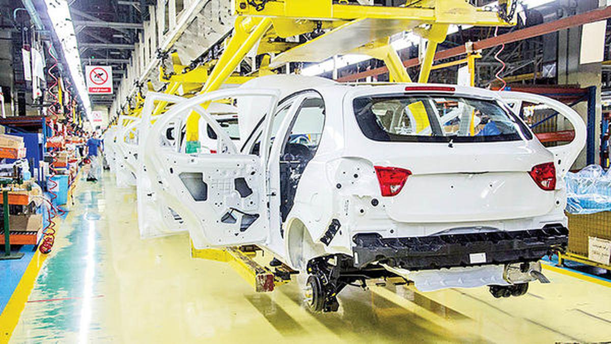 سالانه دو پلت فرم ملی به صنعت خودرو اضافه می شود