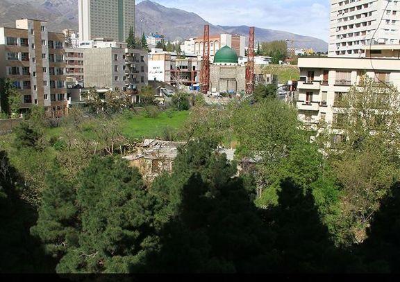 مجوز ساخت برج-باغ در تهران لغو شد