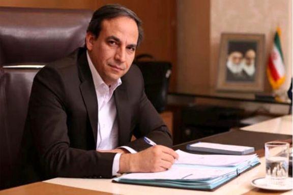 مهر تایید رئیس کل بر مدیر عاملی اسماعیل دلفراز در بیمه ملت