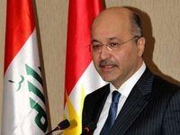 دعوت جهانگیری از رییسجمهور عراق برای سفر به تهران