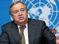 واکنش دبیرکل سازمان ملل به اعتراضات در ایران