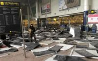 وقوع انفجار در ایستگاه مرکزی قطار بروکسل