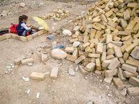 پسلرزههای گرانی در مناطق زلزلهزده
