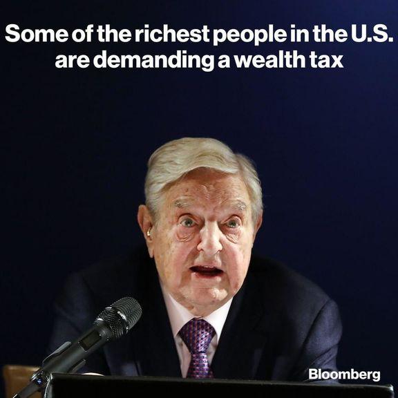 ثروتمندان آمریکا خواستار پرداخت مالیات بیشتر هستند؟
