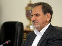جهانگیری: اراده تهران و بغداد بر توسعه مناسبات دو کشور است