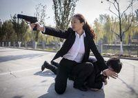 زنان بادیگارد چینی +تصاویر