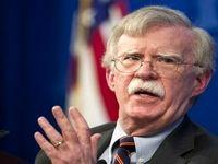 بولتون: توقیف نفتکش ایران هدیه انگلیس به آمریکا بود