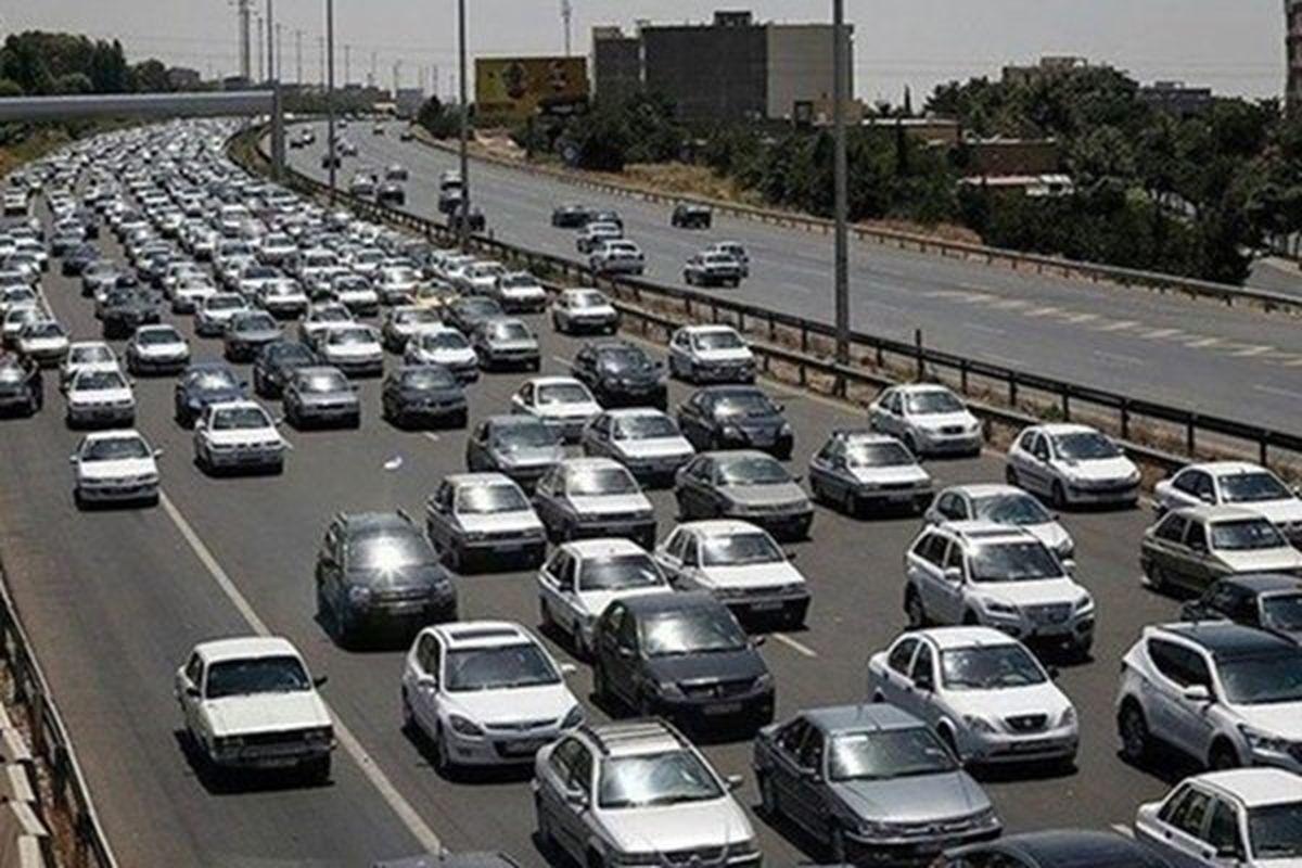 ترددهای جاده ای ۲۶ درصد کم شد