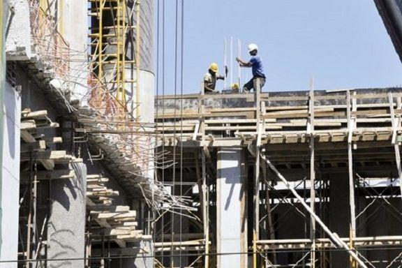 ۳.۱ میلیون نفر؛ تعداد شاغلان صنعت ساختمان