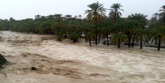 جان باختن دو دختر بر اثر طغیان رودخانه