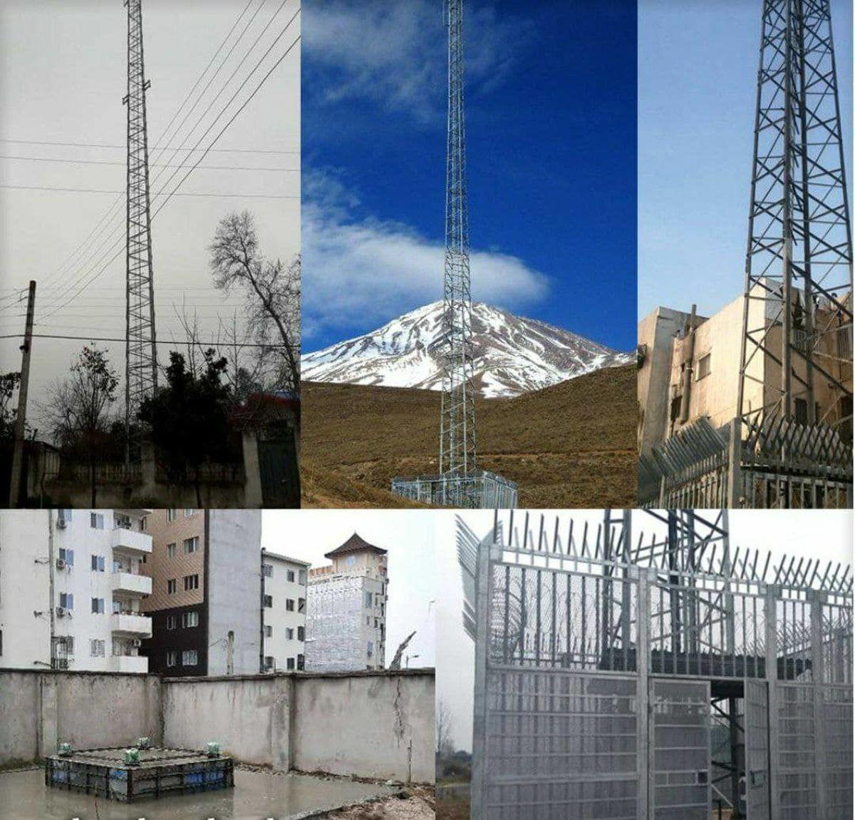 ۷۹سایت جدید در استان مازندران به شبکه همراه اول پیوست