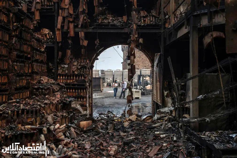 برترین تصاویر خبری ۲۴ ساعت گذشته/ 10 مهر