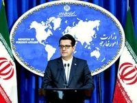 موسوی: به دنبال افزایش تنش در منطقه نیستیم