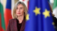 خداحافظی موگرینی از ریاست سیاست خارجی اتحادیه اروپا