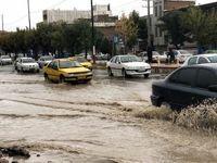 ضعف در زیرساختهای شهر تهران برای مقابله با سیل