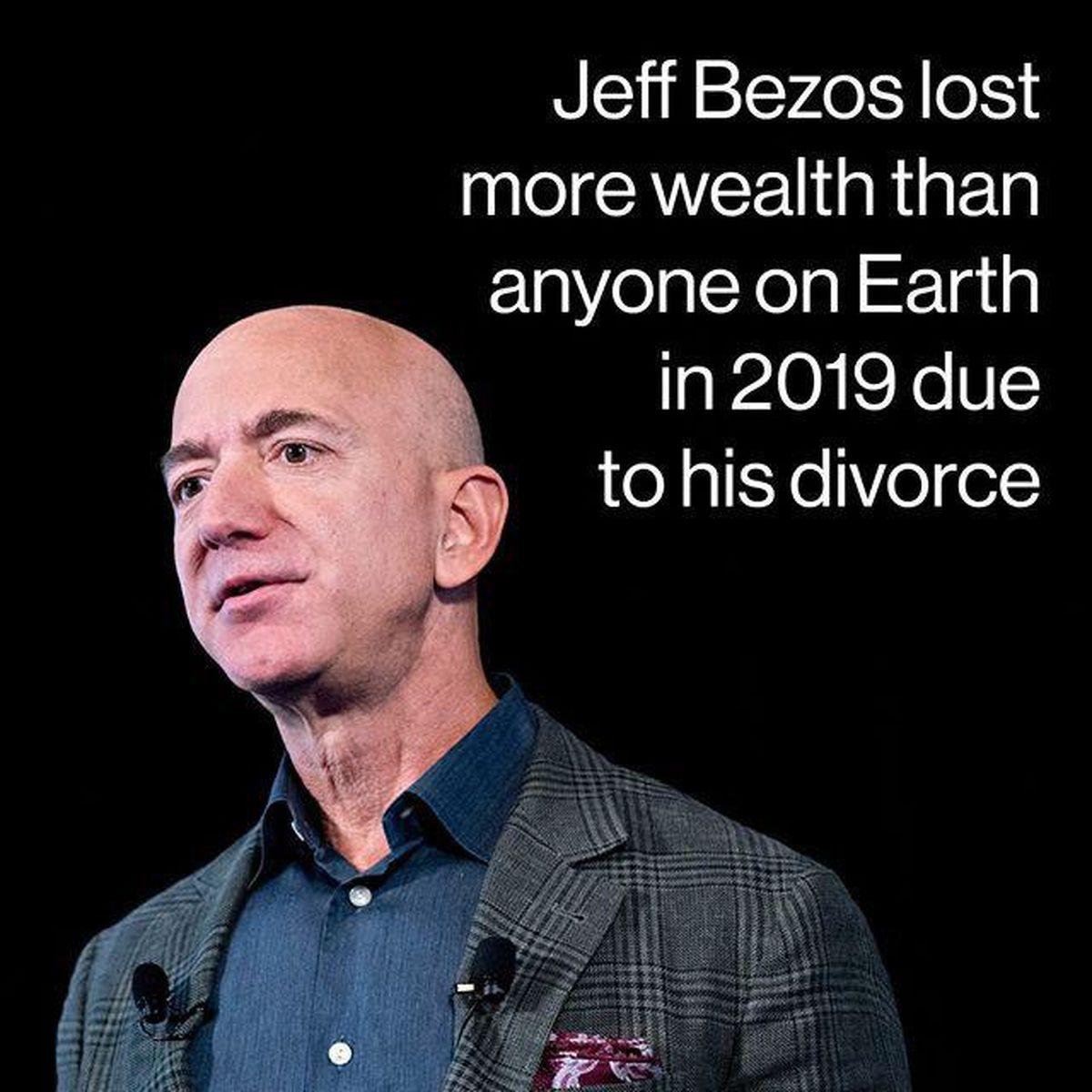 چه کسی در سال2019 بیشترین پول را از دست داد؟ / پر ضررترین طلاق جهان