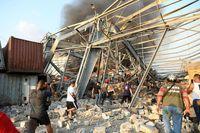 مقصر اصلی فاجعه لبنان