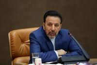 واکنش واعظی به مقایسه «بگم، بگم»احمدی نژاد با «میگویم»روحانی