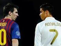 مسی و رونالدو در جام جهانی چه کفشی میپوشند؟ +عکس