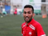 تلاش یک فوتبالیست برای آزادی تتلو! +عکس