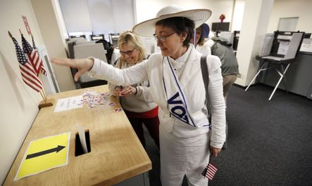 انتخابات میاندورهای کنگره در آمریکا