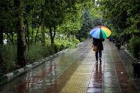 تداوم بارشها درکشور