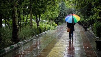 ادامه بارندگی در نوار شمالی کشور تا چهار روز آینده