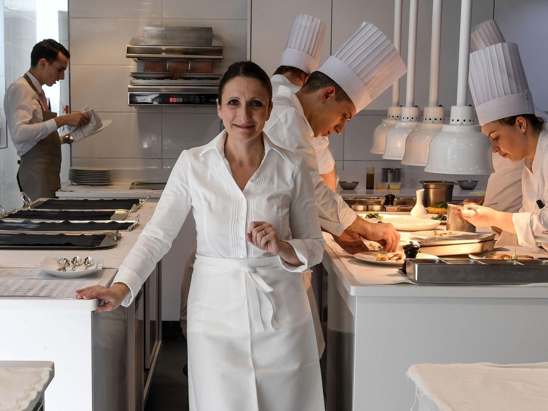 عکسهای زنان در محل کار به مناسبت روز جهانی زن