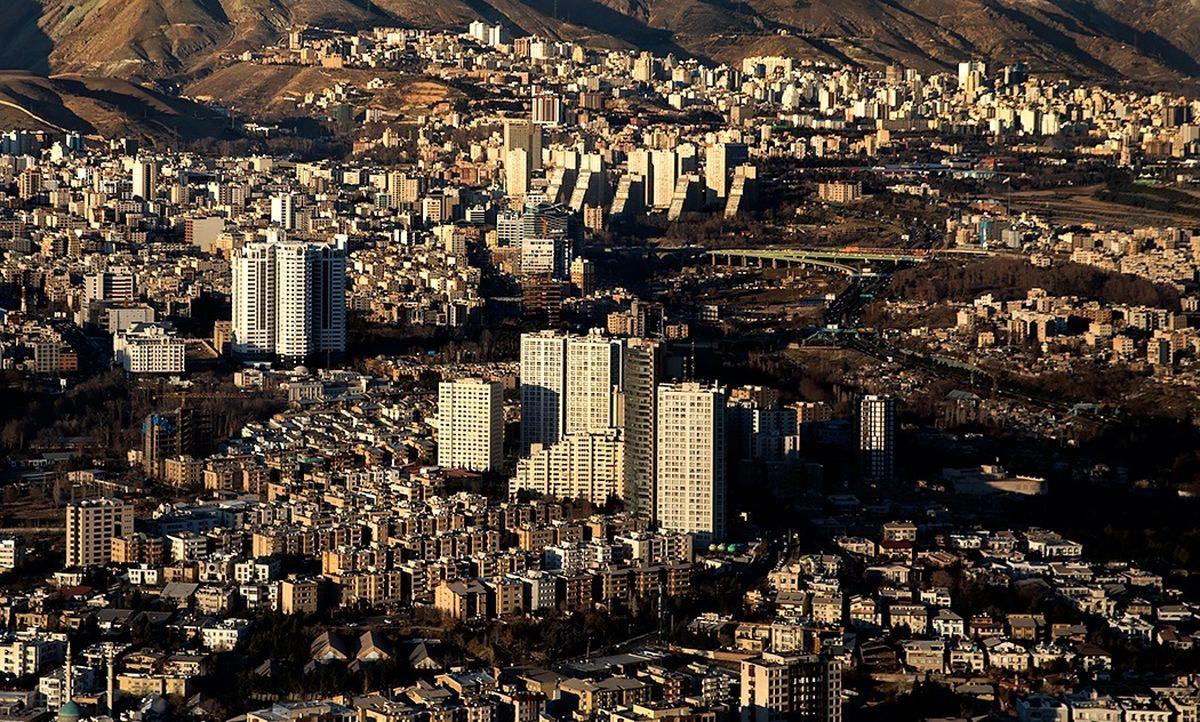 خانه در نیاوران تهران چند؟