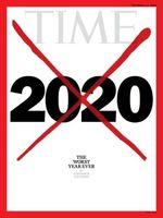 بدترین سال جهان روی جلد هفته نامه تایم +عکس