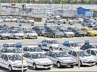 کاهش فروش خودرو در هفت ماه امسال