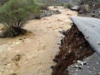 خسارات سیل به بیش از ۴۰هزار میلیارد تومان رسید