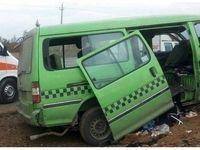 آخرین جزییات از تصادف ون حامل زائران ایرانی در عراق