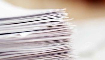 ۷۸درصد کاغذهای اظهار شده ترخیص شد