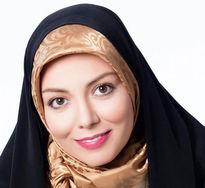 اعتراض تند مجری ممنوع التصویر زن به تلویزیون +عکس