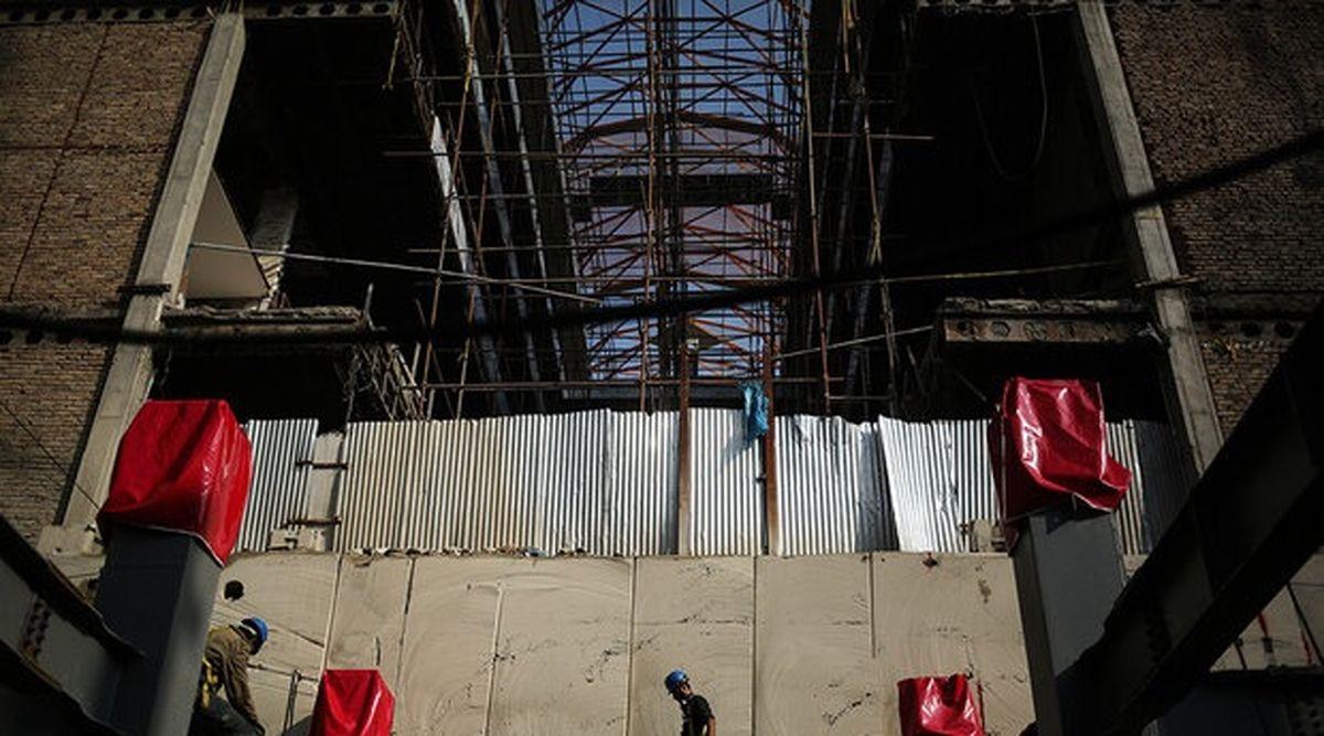 صدور پروانه ساختمانی پلاسکو به زودی انجام میشود