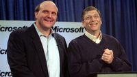 درسهای موفقیت از بیل گیتس و استیو بالمر برای کارآفرینان