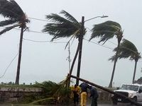 پیشبینی وقوع توفانی با مقیاس «دوریان» در خلیج فارس