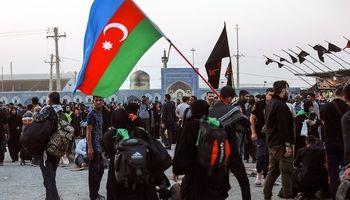 حضور اتباع خارجی در مرز شلمچه +عکس