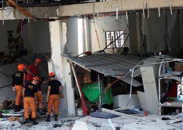 فیلیپین بعد از زلزلـه