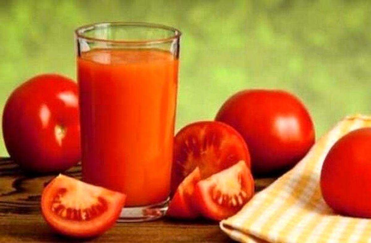 معجزه آب گوجه فرنگی در کاهش کلسترول