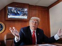 جالبترین واکنشها به «بازی تاج و تخت» ترامپ +تصاویر
